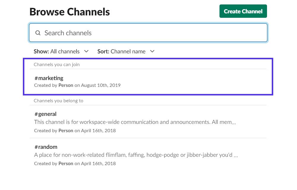 examinar-canales